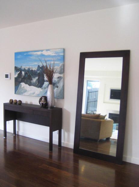 Balywn living room