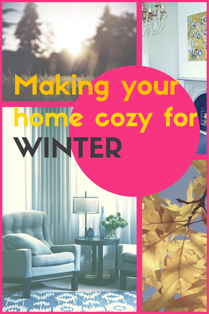 making your home cosy for winter