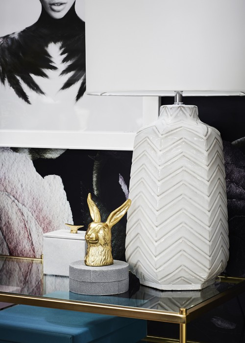 Girl boss home office event styling