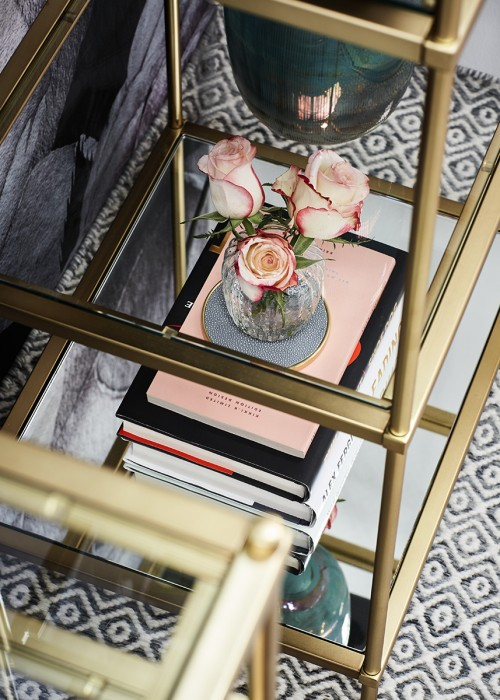 Ultimate girl boss home office space