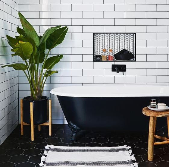 quick and easy bathroom decorating ideas plants