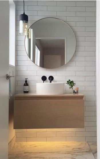 quick and easy bathroom decorating ideas lighting
