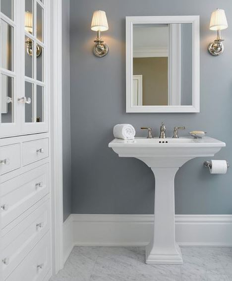 quick and easy bathroom decorating ideas paint