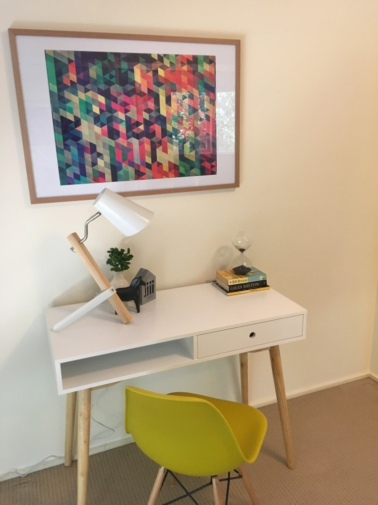 study space property styling Melbourne