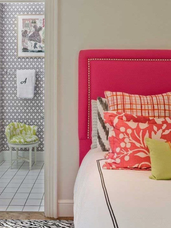 how to decorate with patterns blog interior design Melbourne