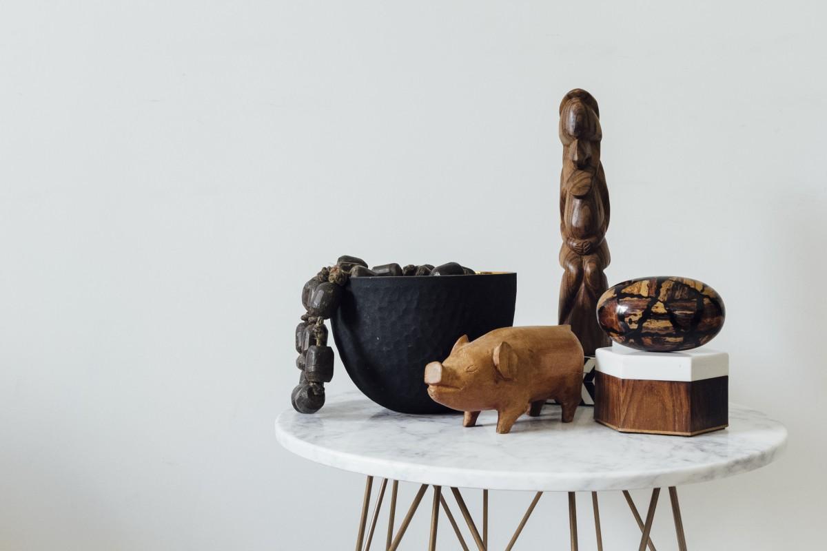 Eclectic Interior Design - Leeder Interiors