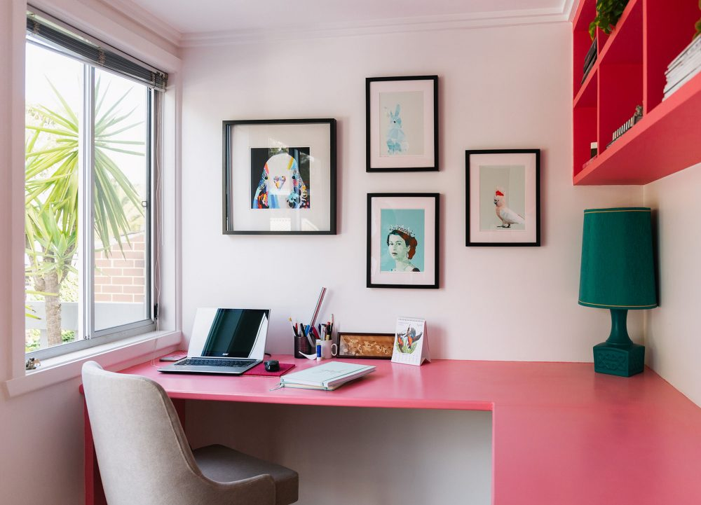 creating a dream home office Melbourne