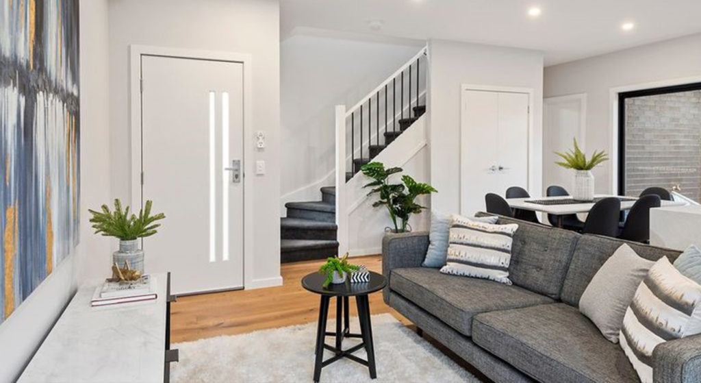 Melbourne Property Styling // Leeder Interiors