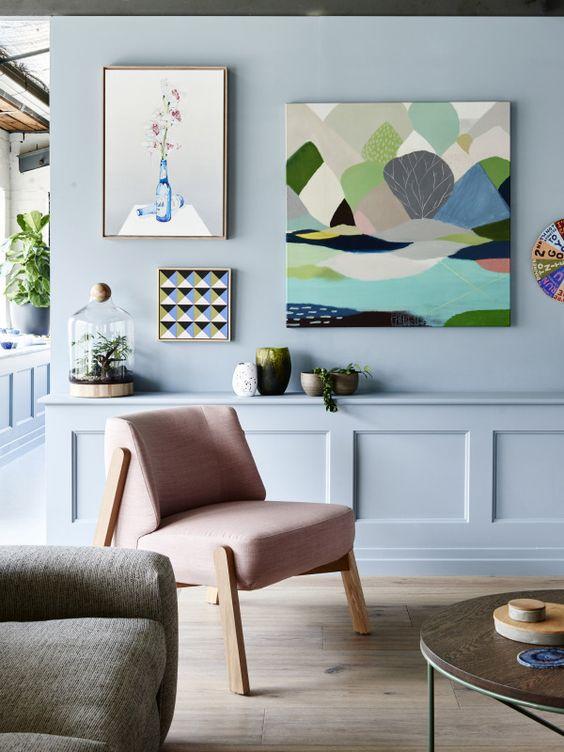 Eclectic Interior Design - Leeder Interiors Melbourne