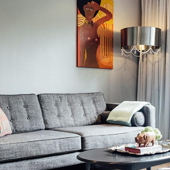 Melbourne Interior Design // Leeder Interiors // Colourful, Eclectic Interiors