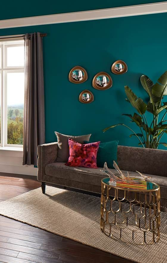 Teal Interior - Leeder Interiors - Melbourne Interior Design