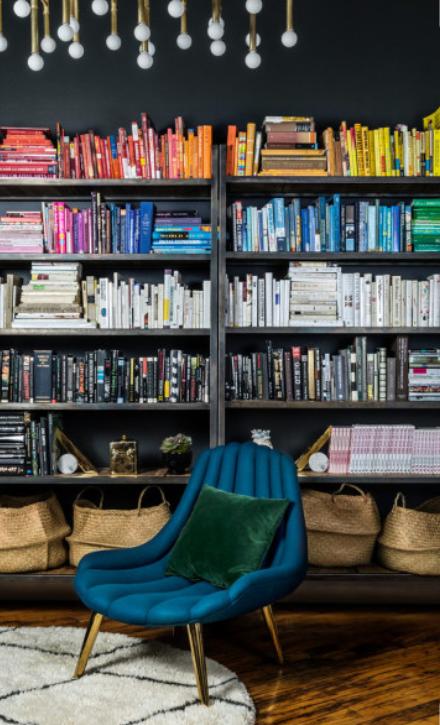 Colourful Interior Design Melbourne // Leeder Interiors