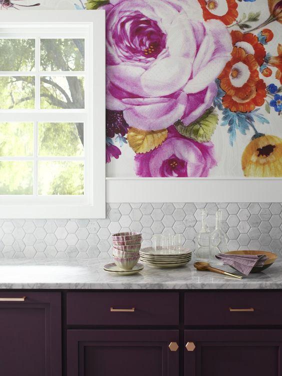Colour Eclectic Interior Design Melbourne // Leeder Interiors